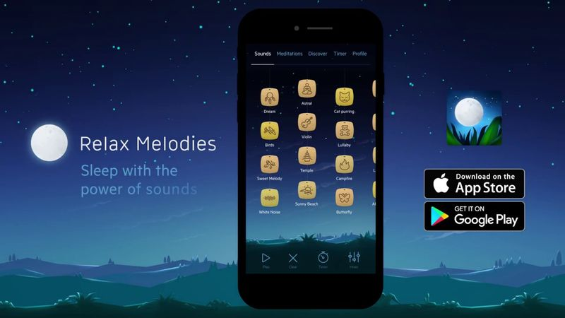 The best Android apps to help you get to sleep