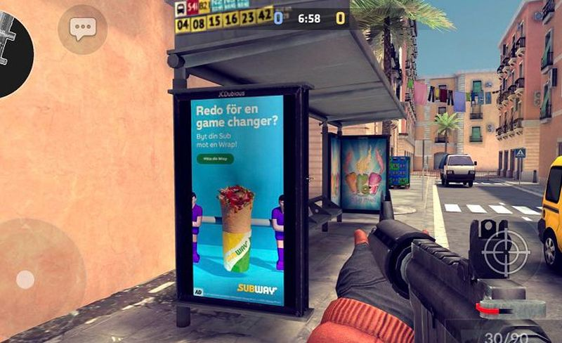 The power of in-game advertising or why gaming and shopping are buddies?