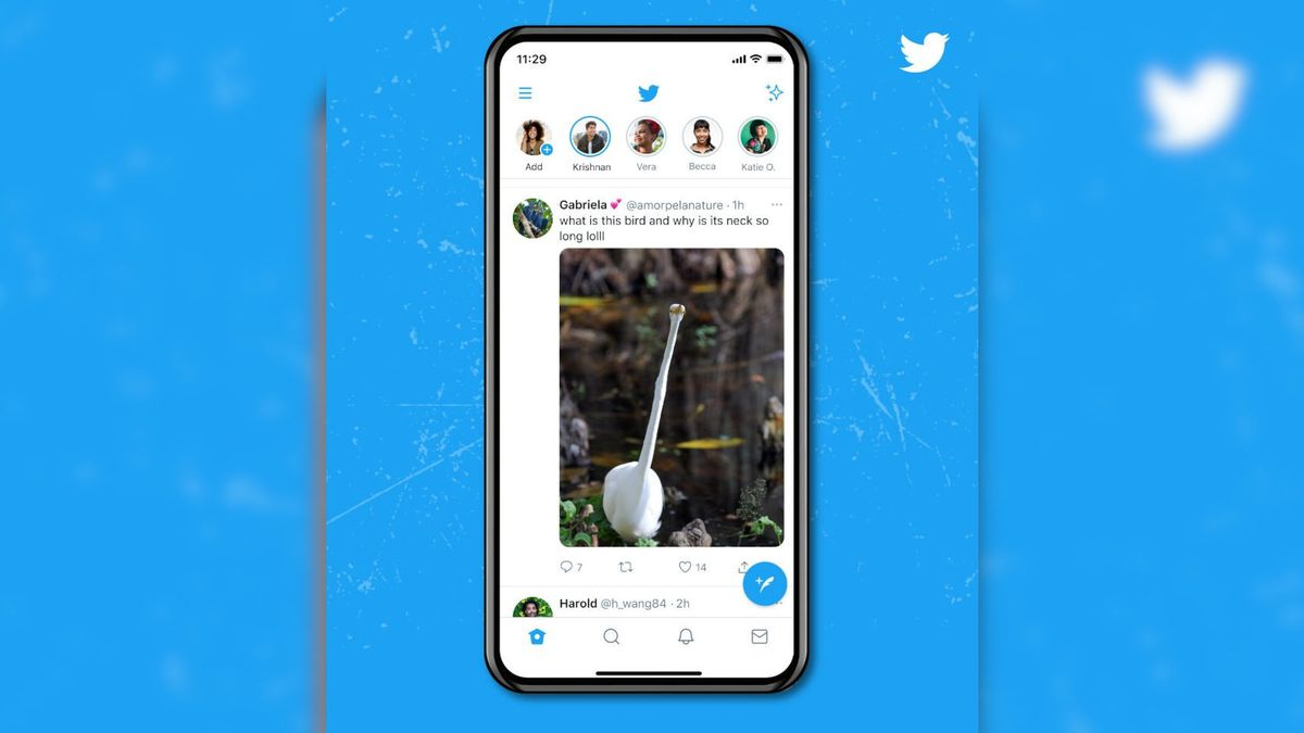 Why Twitter is suddenly filled with vertical images
