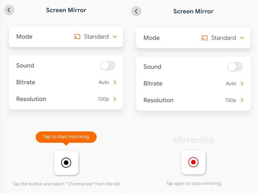 Best apps to mirror iPhone screen on an Android TV