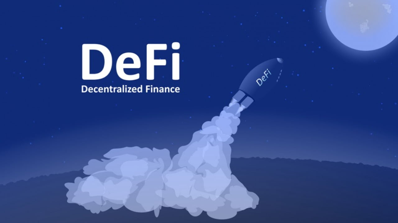 What is decentralized finance (DeFi)?
