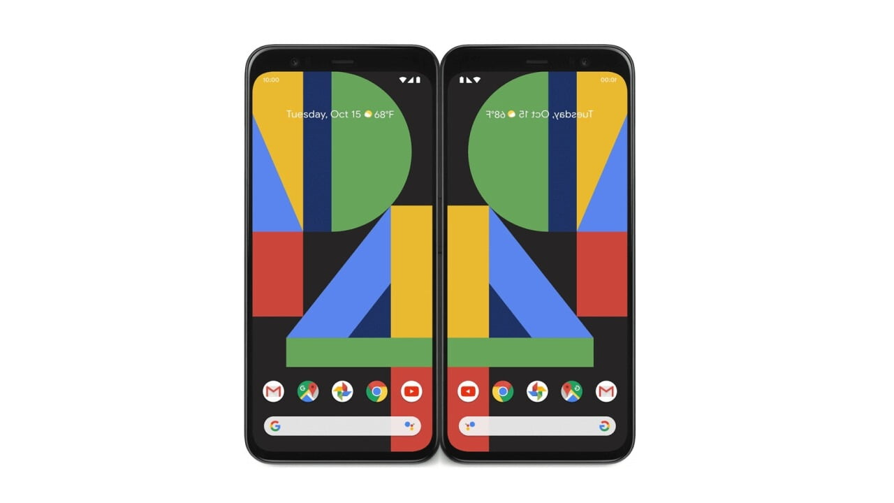 Android 12 beta reveals an upcoming foldable Google Pixel
