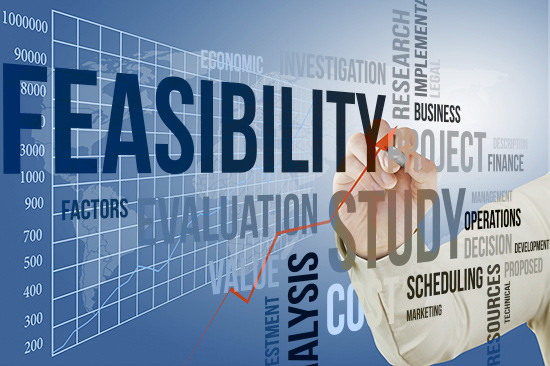What is a feasibility study and why is it important for companies?