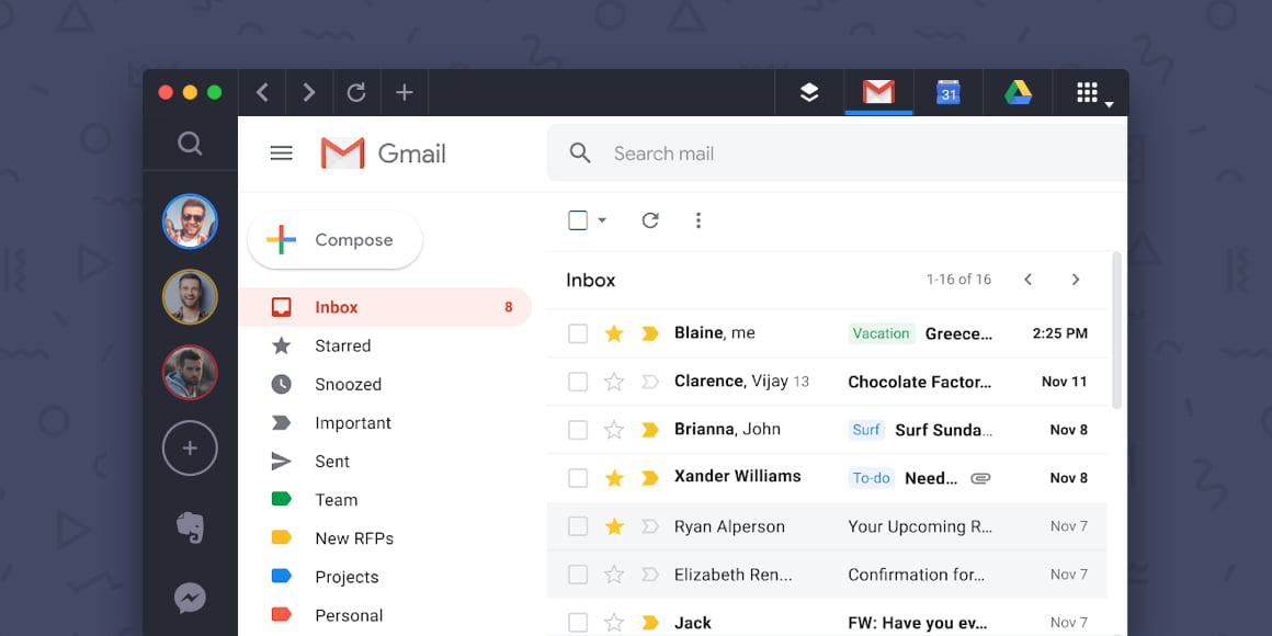 How to add GIFs to an email on Gmail?