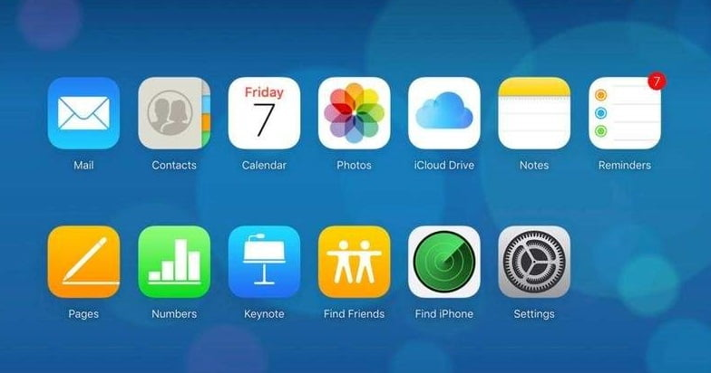 How to create an iCloud account on any device?