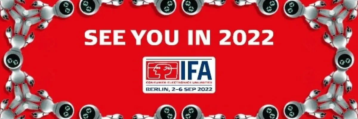 IFA 2021 physical event canceled: The tech fair will be held online