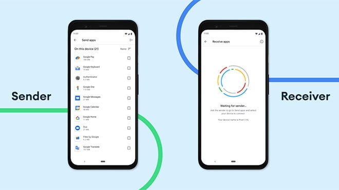 11 Best apps for sharing large files for Android
