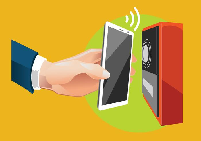 What is NFC and how does it work on smartphones?