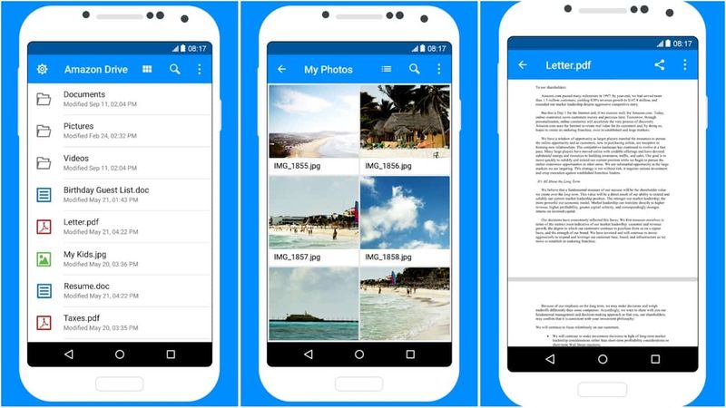 The best 8 alternatives to Google Drive on Android