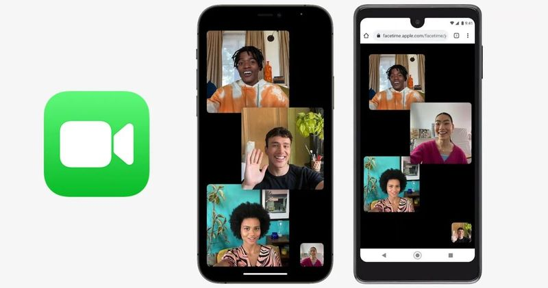 How to make a FaceTime video call on Android or Windows?