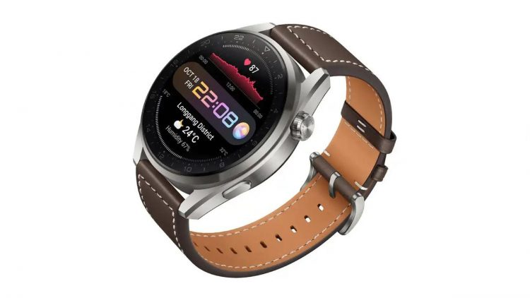 Huawei unveils the Watch 3, its first watch with its HarmonyOS operating system