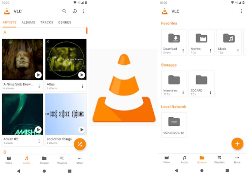 How to play MKV files on Android?
