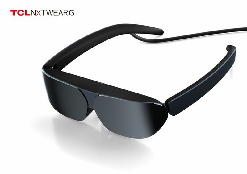 TCL's new smart glasses to enjoy your favorite content