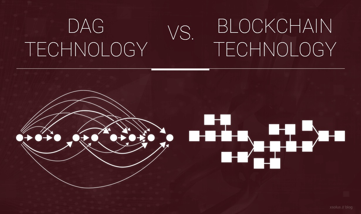 What is DAG technology: Advantages and disadvantages over blockchain