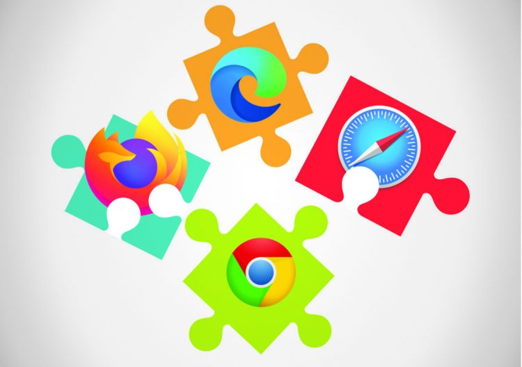 Chrome, Edge, Firefox and Safari join forces to improve extension developing