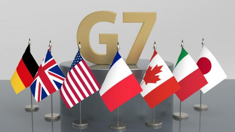 G7 nations agreed on a minimum tax of %15 for multinational tech giants