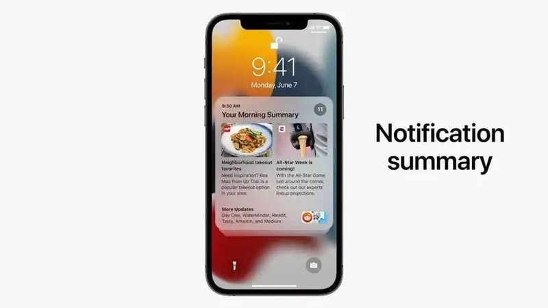 iOS 15 arrives: Your new iPhone will get new notifications, better FaceTime, and more