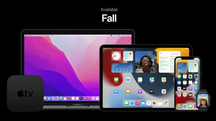 All devices that will be able to upgrade to the new iOS, iPadOS, macOS, and watchOS