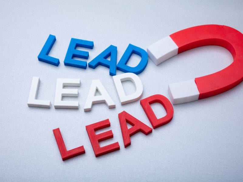 What is a lead magnet and why is it important for marketing?