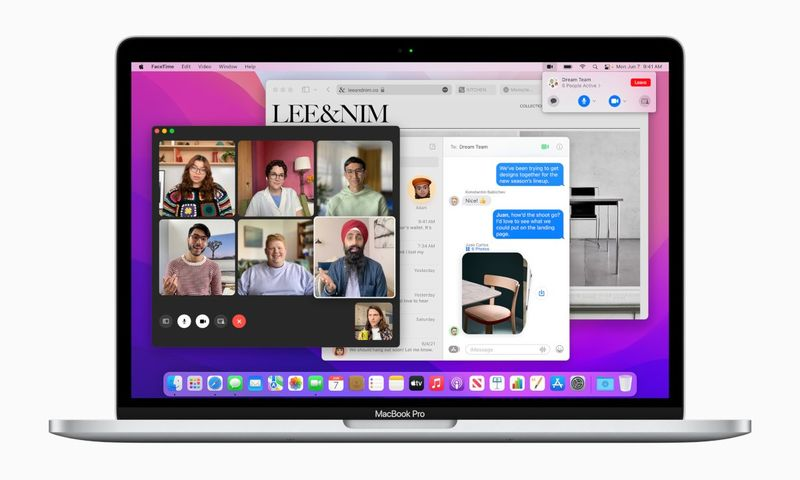 Apple announces macOS Monterey and all the new features revolve around functionality