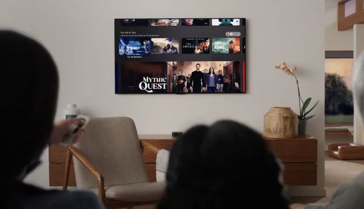 Apple unveils tvOS 15 with spatial audio, HomePod mini audio output, SharePlay, and more new features