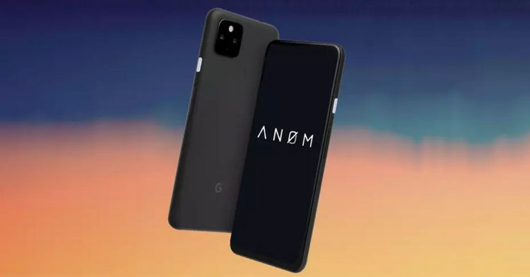 """Anom, the smartphone used by the FBI to """"hunt"""" criminals"""