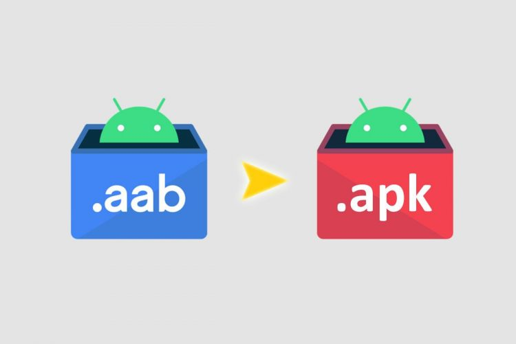 How to convert an App Bundle in AAB format to an APK file?