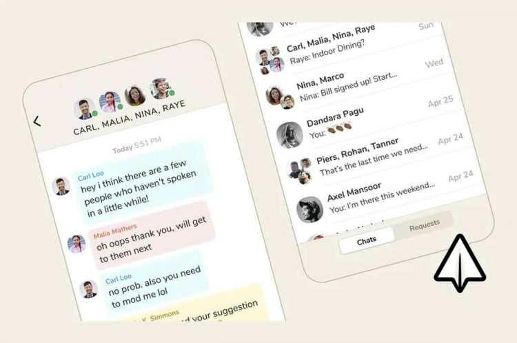 Backchannel, Clubhouse's Direct Messaging feature, is here!