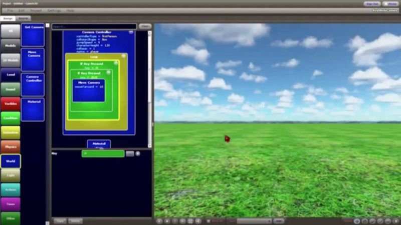 4 free platforms to create games without coding