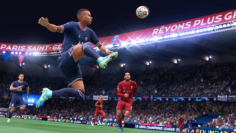 FIFA 22 will not be next-gen on PC, EA limits 'good' version to PS5, Xbox Series X-S, and Stadia