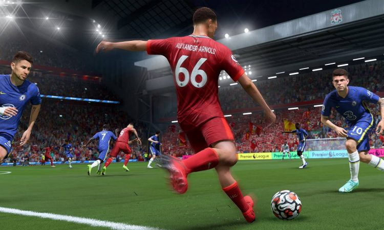 """FIFA 22 will not be next-gen on PC, EA limits """"good"""" version to PS5, Xbox Series X-S, and Stadia"""