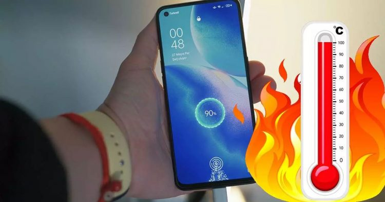 Quick charging is not the best for your phone during summer
