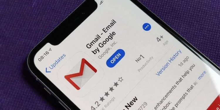 Gmail: This security modification will prevent phishing cases