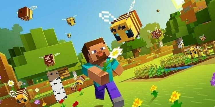 Minecraft is classified as an adult game in South Korea