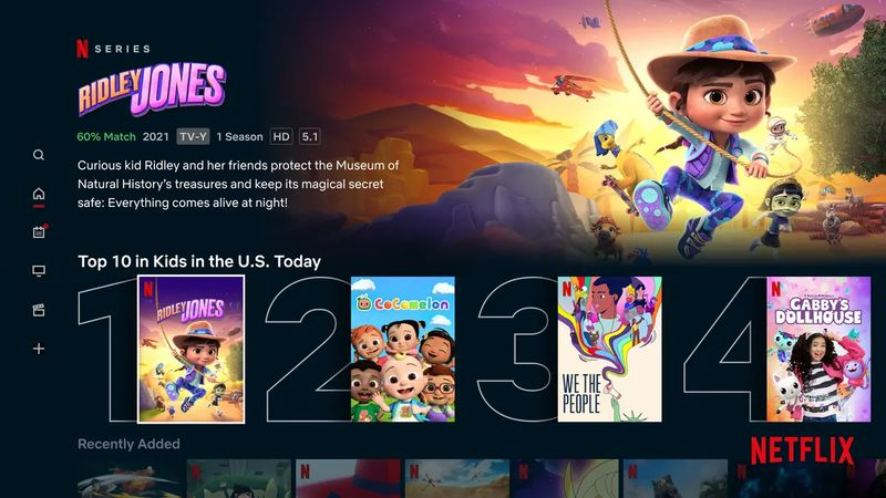 Netflix will send you an email with everything your kids watch