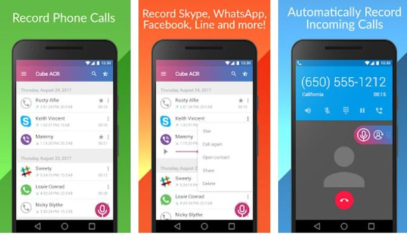 Best free apps to record calls from Android mobiles