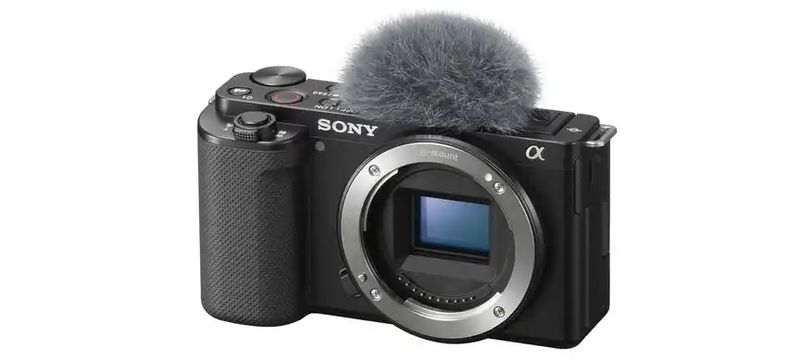 Sony introduces the ZV-E10, its new camera for vlogging is perfect for content creators