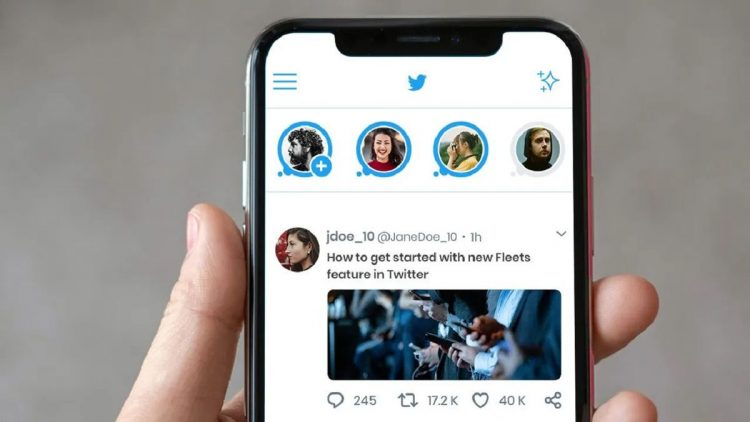 Twitter bids farewell to the Fleets after their lack of success