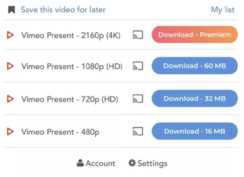Best extensions to download videos from anywhere