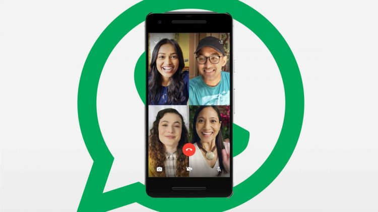 Whatsapp will allow entering in the middle of a video call