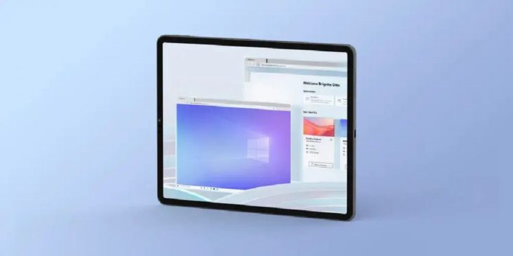 Using Windows on an iPad will be possible thanks to Windows 365