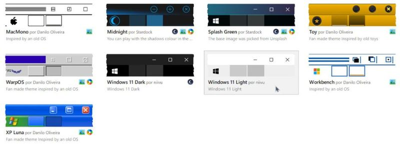 How to have Windows 11 rounded edges in Windows 10?