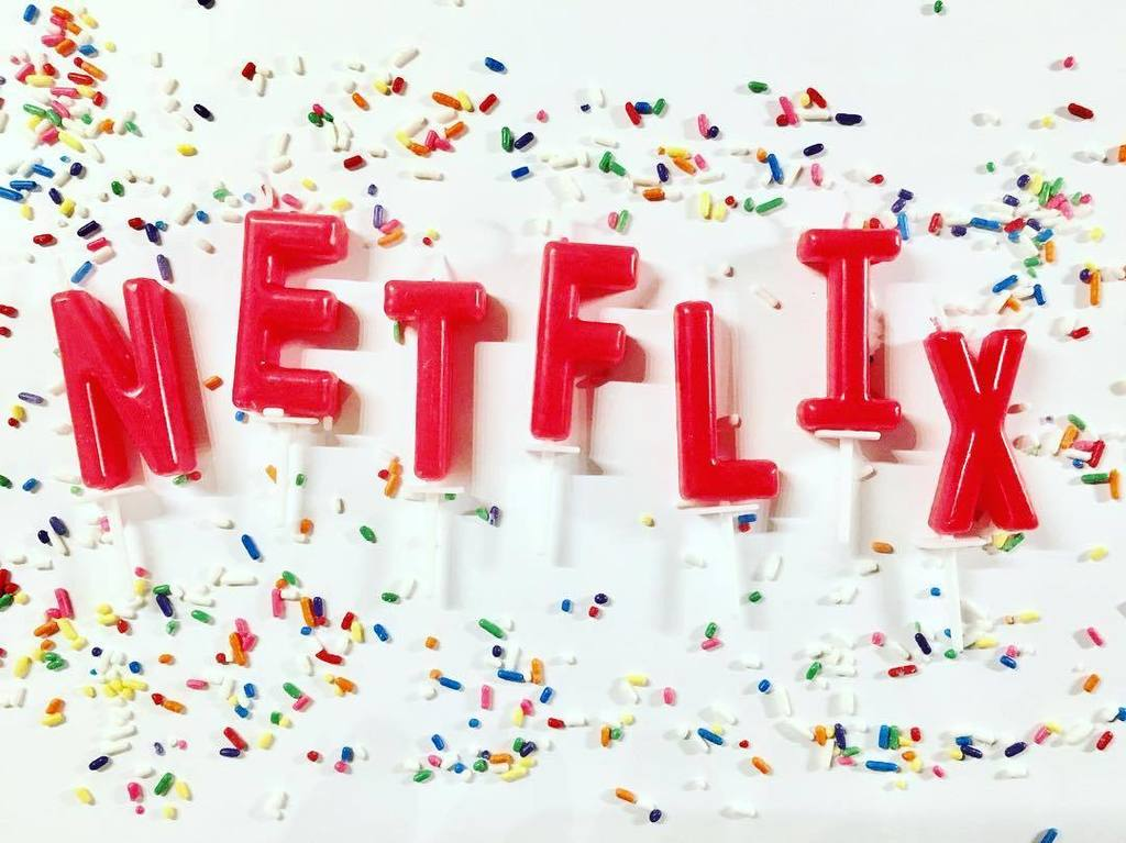 How to create special birthday wishes for children using Netflix?