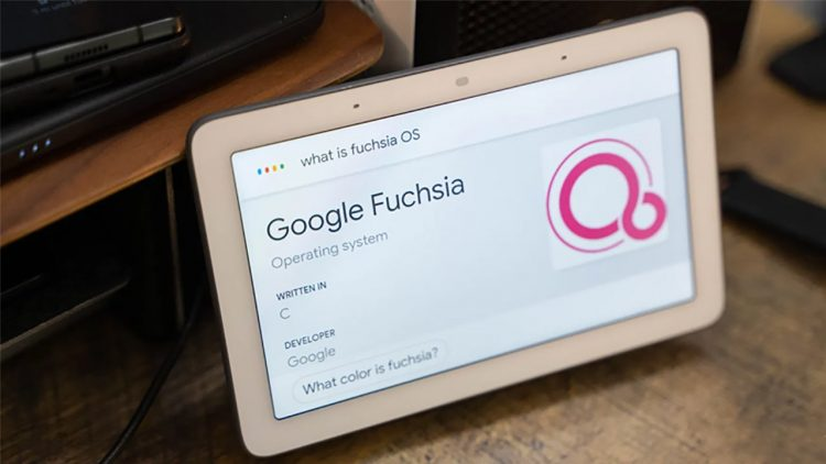 Google has opened an official Discord server for Fuchsia OS developers