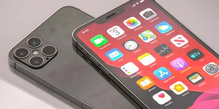 The iPhone 13 will allow recording videos with the background out of focus