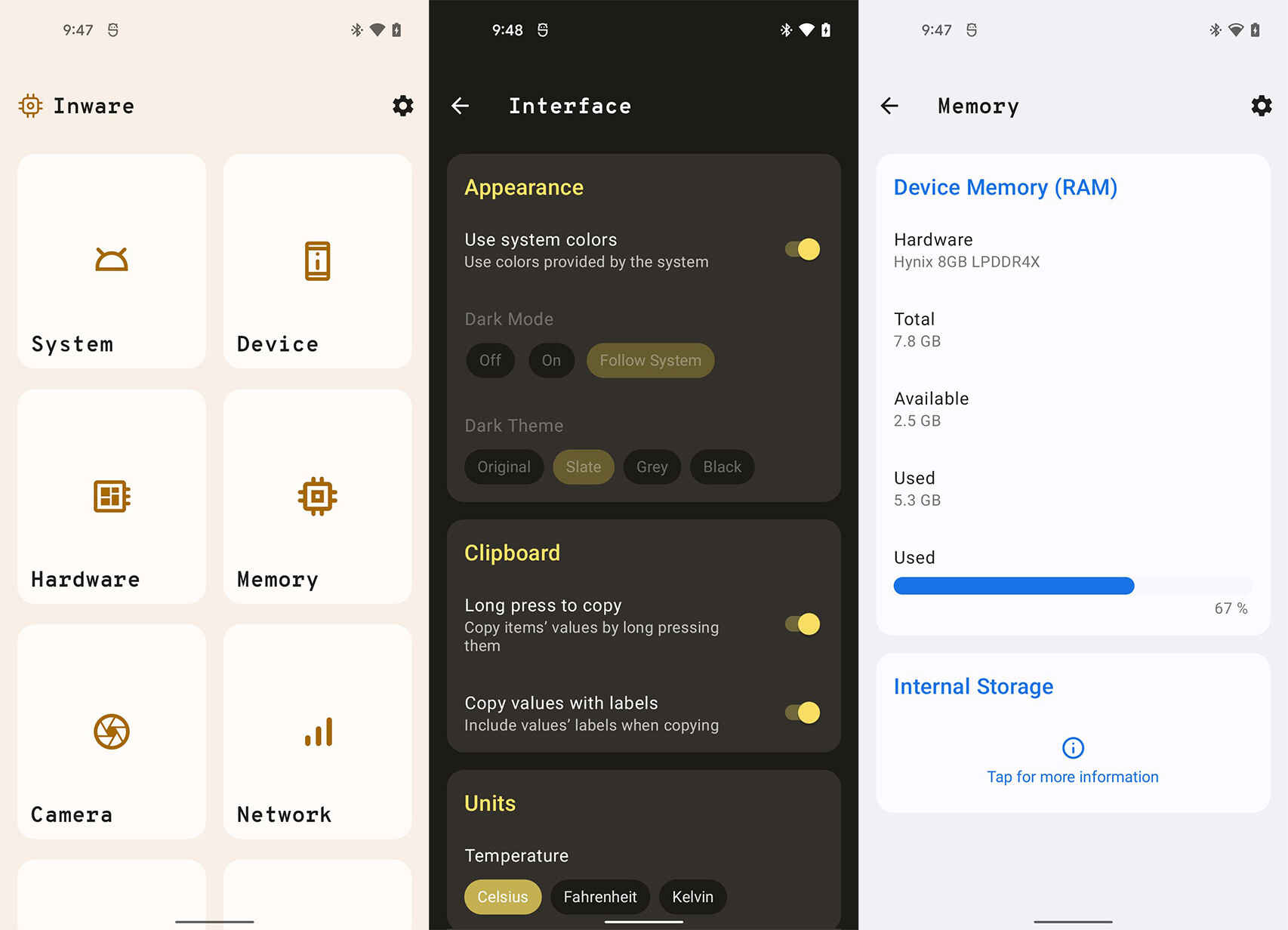 These third-party apps are already using Material You UI of Android 12