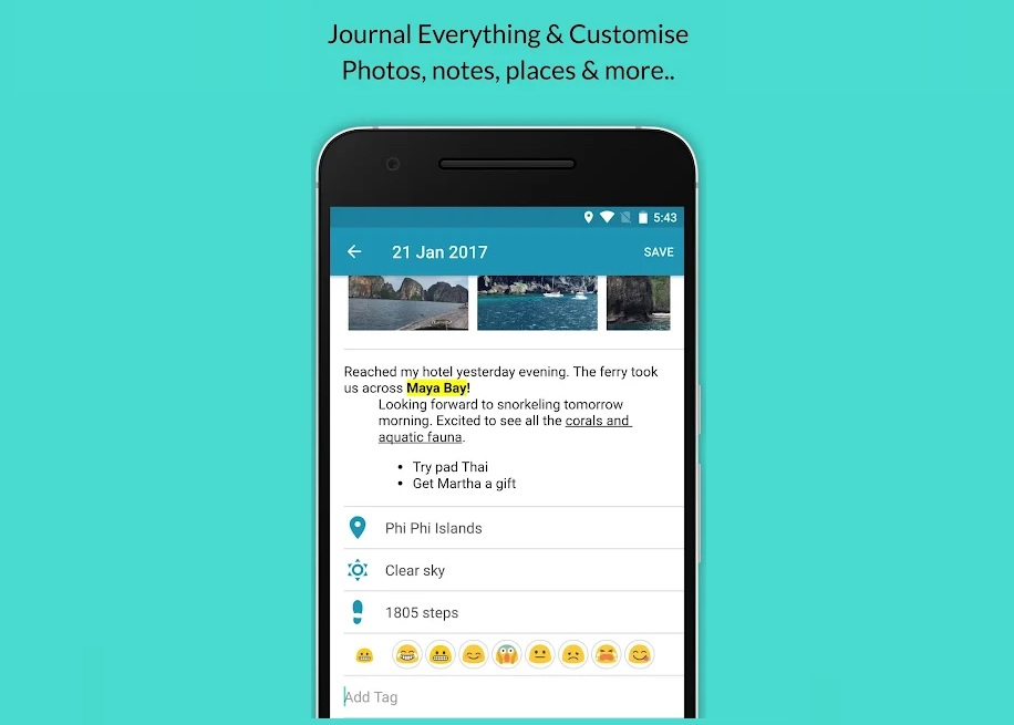 Best diary and journal apps for Android