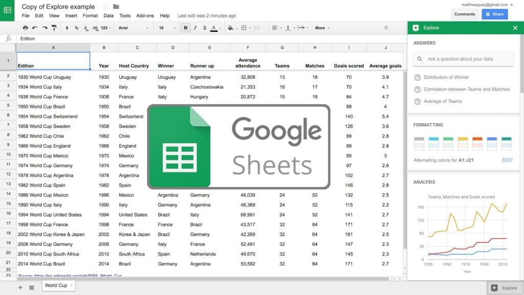 How to merge cells in Google Sheets?
