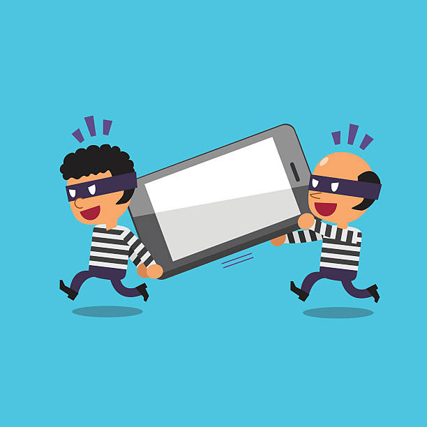 How to protect personal data if a smartphone is lost or stolen?