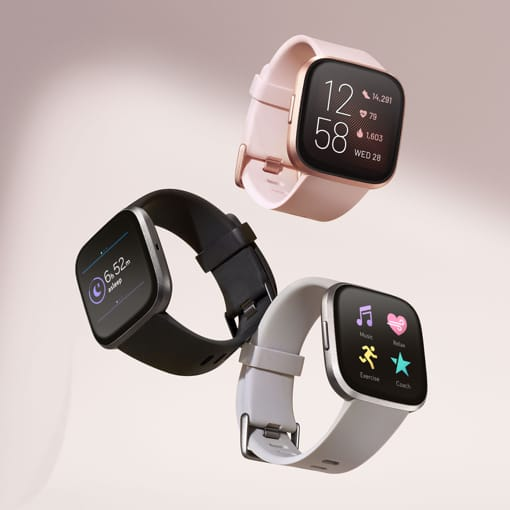 How to reply to a message from a Fitbit smartwatch?